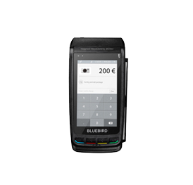 Touch Mobile Payment Terminal