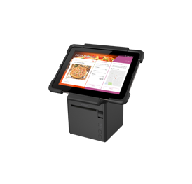 Printer-integrated Tablet